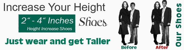 Height Increase Shoes in India