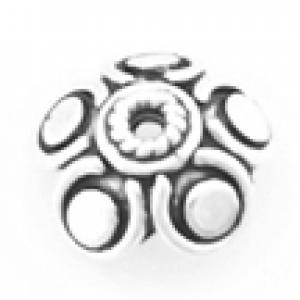 Silver Bead Caps In Russia - Silver Beads Supplier In Russia