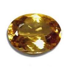 Pisces Bithstone Golden Topaz AA - Golden Topaz AA Bithstone Zodiac Month : November
