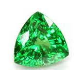 Aquarius Bithstone Tsavorite - Tsavorite Bithstone Zodiac Month : January