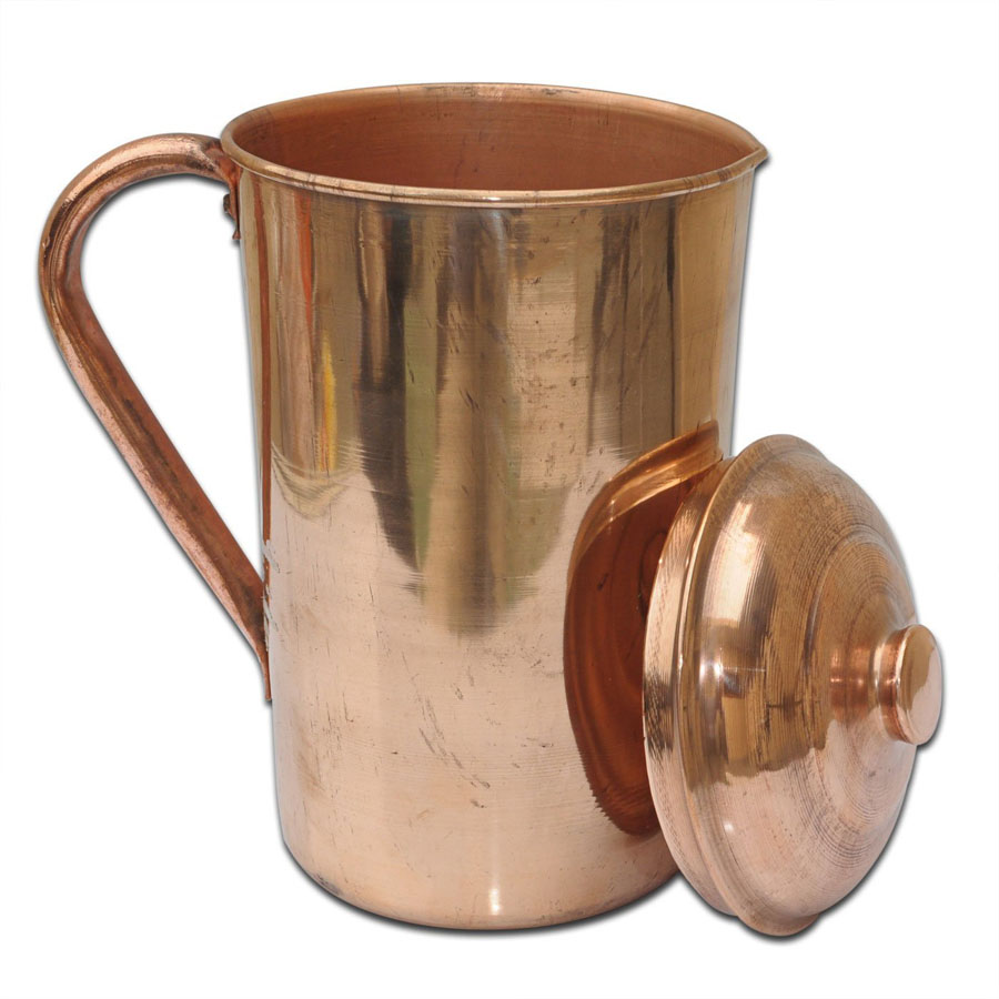 Health Benefits Of Drinking Water in Copper Jug/ Mug