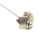 Silver Head Pins Manufacturer - Manufacturer Of Silver Headpins