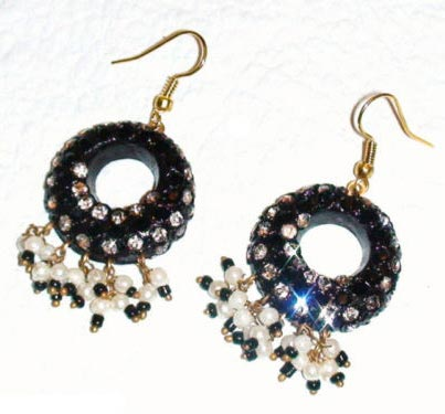 Cheapest Jewellery - Lac Jewellery, Lac Earrings