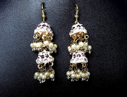 Lac Earrings In United States - United States Lac Earrings, Lac Jewelry