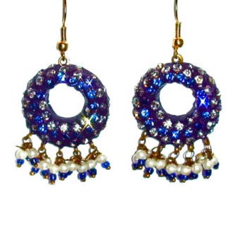 Lac Earrings In Singapore - Singapore Lac Earrings, Lac Jewelry