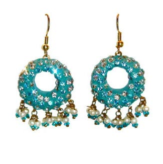 Lac Earrings In Italy - Italy Lac Earrings, Lac Jewelry