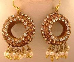 Jaipur Wala Jewellery - Lakh Earrings