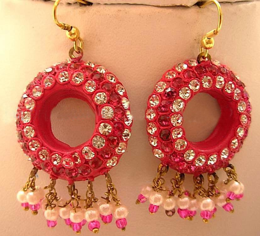 Lac Earrings Exporters | Lac Earrings Suppliers India