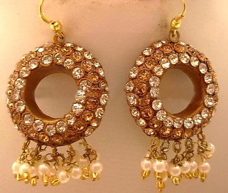 Lac Earrings - Lac Earrings Exporter, Manufacturer & Supplier
