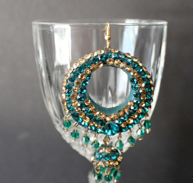 Handmade Jewelry - Lac Jewelry, Lac Earrings