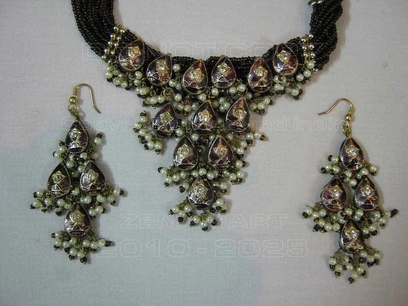 Eco Friendly Necklace Sets