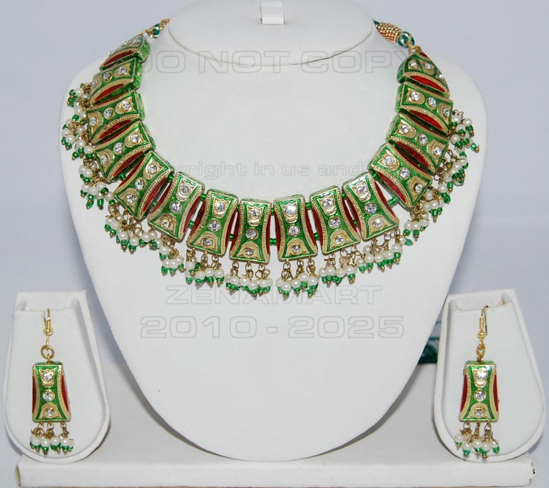 Discounted Lakh Jewelry