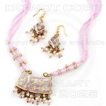 Lakh Jewelry From India