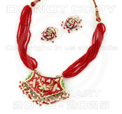 Indian Lakh Jewelry - Lakh Jewelry From India