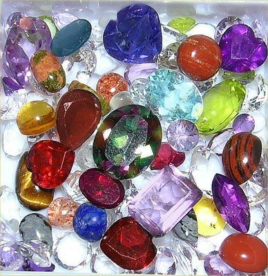 Birth Stones Wholesale Lot - Birth Stones Lot