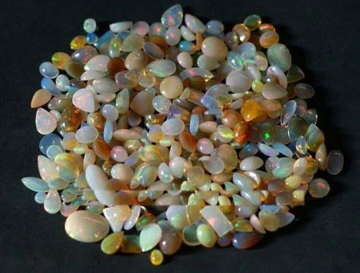 Ethiopian Opal Gemstone Lot - Wholesale Ethiopian Opal