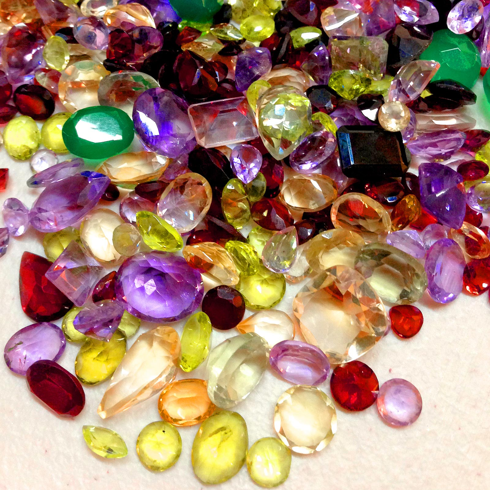 Mix Gemstone Lot - Multi Gemstone Wholesale Mix Lot