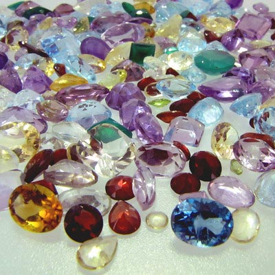 Mix Gemstone Lot - Mix Faceted Gemstone Wholesale Lot