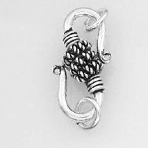 Silver S Hook Clasp In United States - Silver S Clasp Supplier In United States