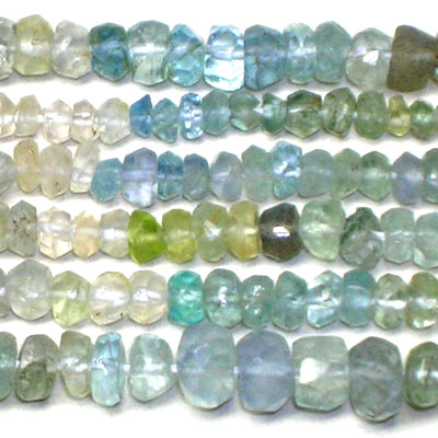 Wholesale Multi Tourmaline Beads - Multi Tourmaline Gemstone Beads Lot
